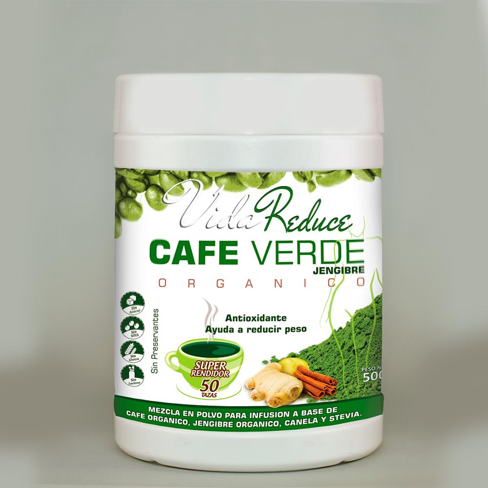 cafe verde ayuda adelgazar